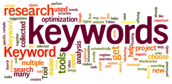 SEO Keywords 570x280